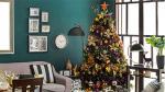 Inspírate con las últimas tendencias en árboles navideños - Noticias de decoración