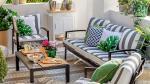 Muebles de exterior: las estrellas del verano - Noticias de Áreas verdes