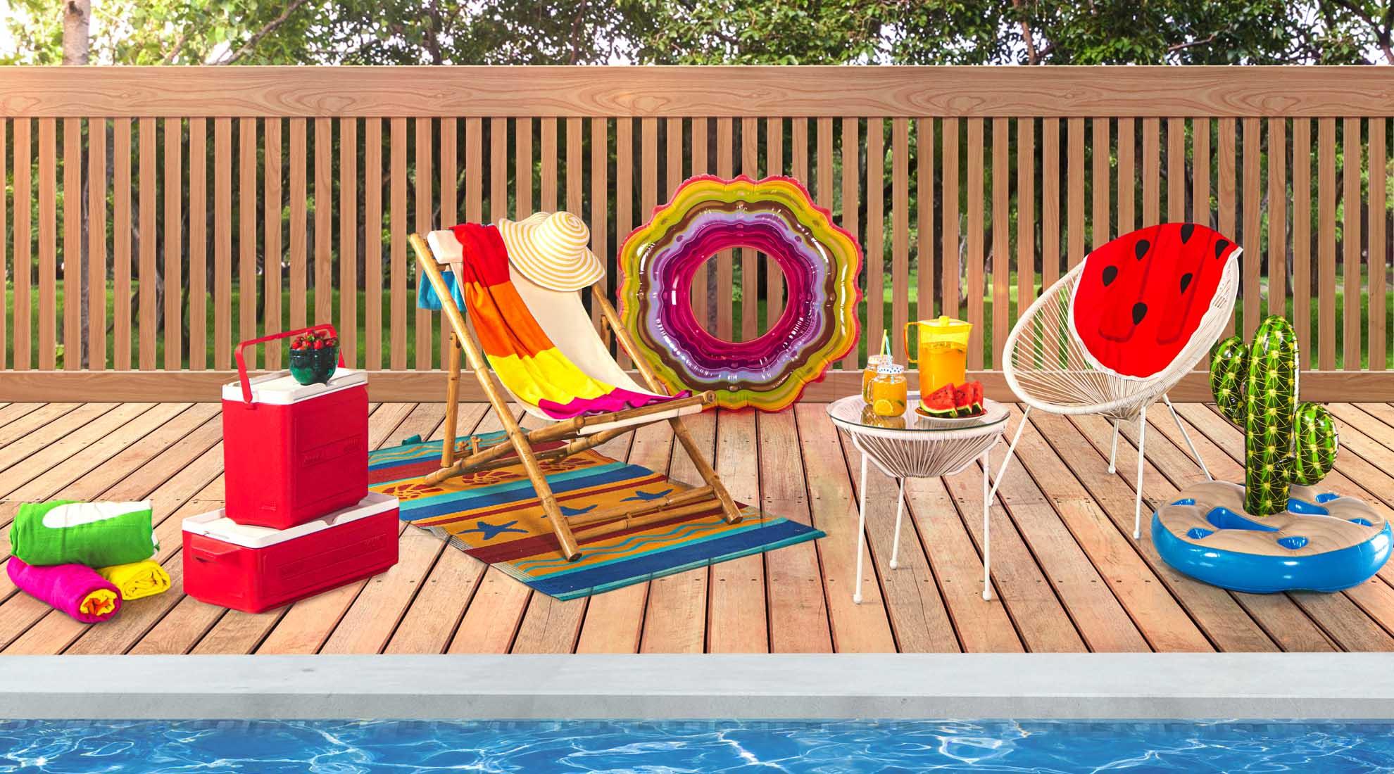 Elige el estilo perfecto para recibir el verano