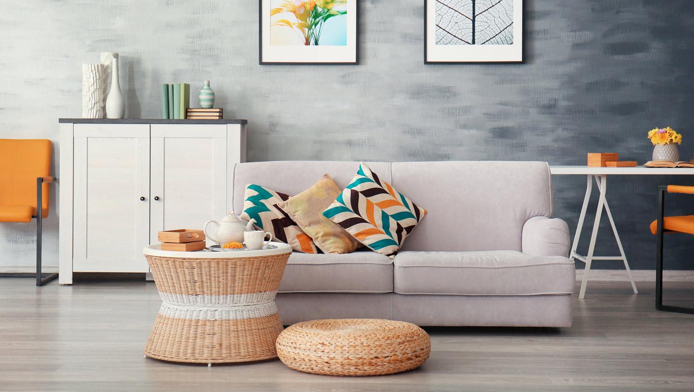 refresca la decoración de tu sala - abridora