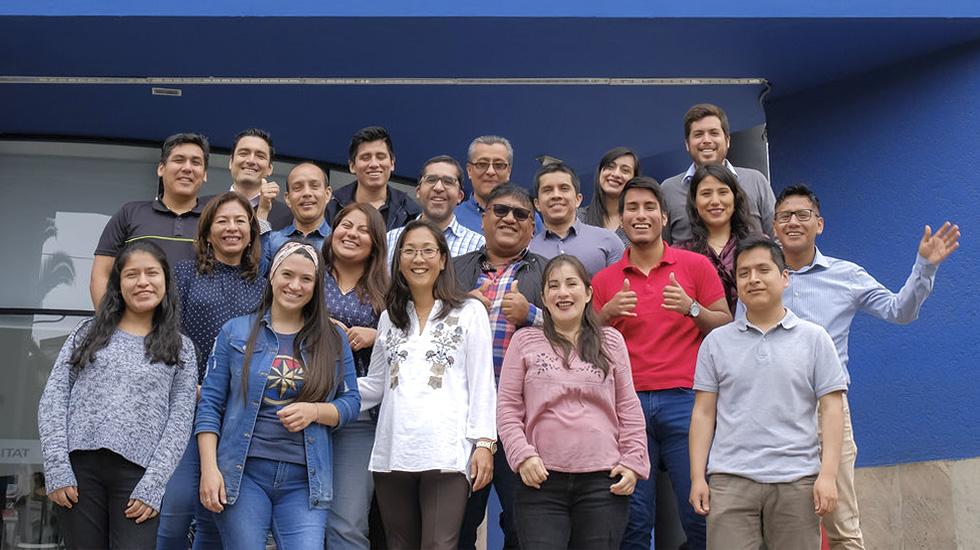Es el tercer año consecutivo en que AFP Habitat recibe el reconocimiento de Great Place to Work Perú.