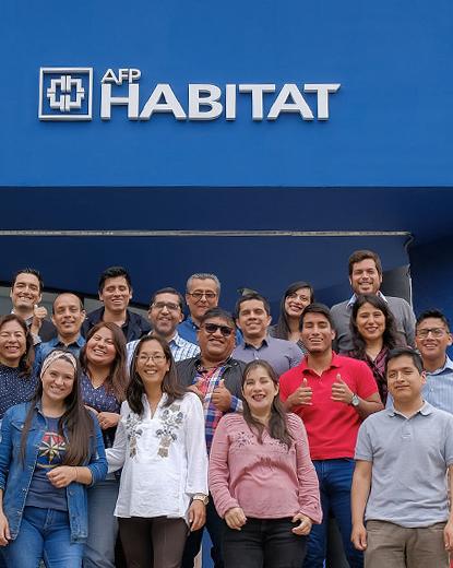 5 razones que hacen de AFP Habitat un gran lugar para trabajar