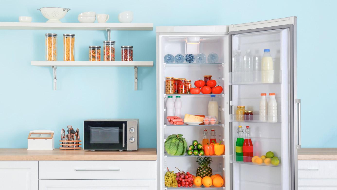 refrigeradora - abridora