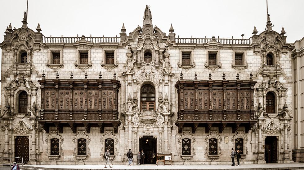 1. La Lima de Pizarro. Los restos del conquistador fueron encontrados en 1977 de manera fortuita cuando se realizaban trabajos de mantenimiento.