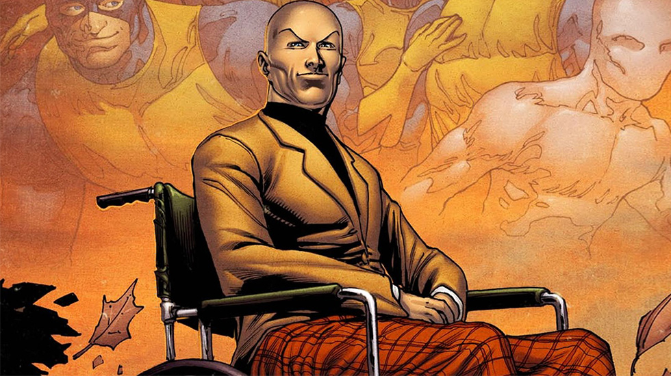 3. Charles Xavier. El líder de los X-Men reconoce con una habilidad distinta a cada miembro de su equipo, con el objetivo de que sean el complemento del otro.