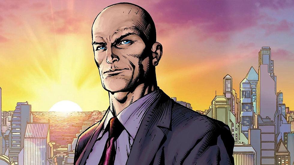 4. Lex Luthor. El villano e intelectual expresidente es una muestra clara de que el carisma triunfa.