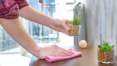Muebles de melamina: claves para mantenerlos como nuevos
