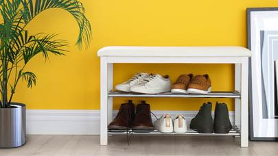 Limpios y bien cuidados: pon en orden tus zapatos y zapatillas