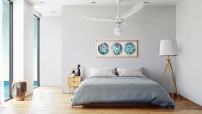 Verano: 5 consejos para tener un cuarto súper fresco