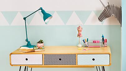 4 tips para mantener en orden el escritorio de tu hijo