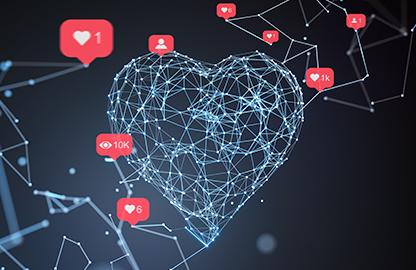 El amor y las nuevas tecnologías: una relación que madura
