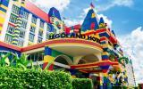 1. Hotel Legoland. La experiencia Lego se viven en habitaciones temáticas. Existen hoteles en Finlandia, Estados Unidos, Alemania, Reino Unido y Malasia.