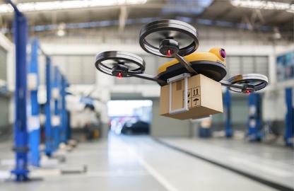 Más robots: ¿cómo será la logística después del coronavirus?
