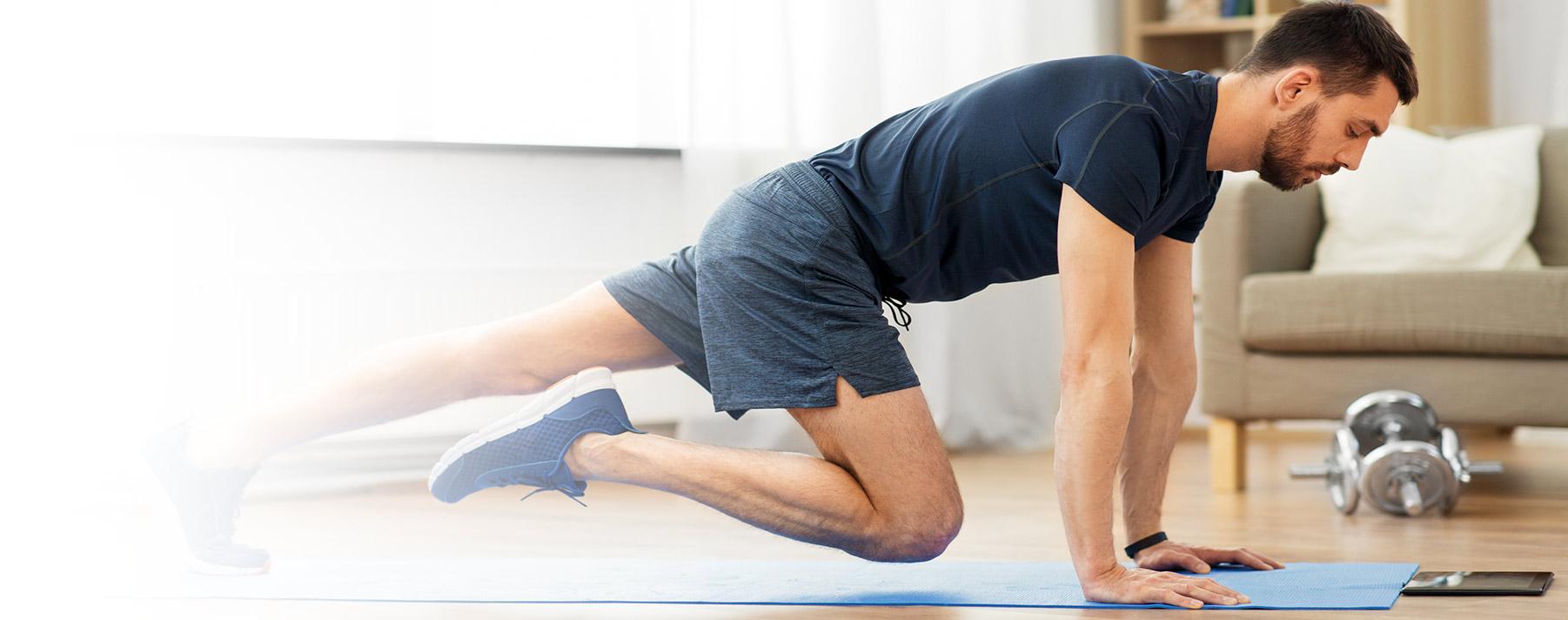 Conoce las mejores aplicaciones para hacer ejercicio en casa