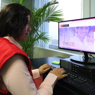 #NoEstásSola: un salvavidas para la mujer