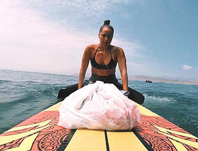 ¿Por qué recoger cada plástico que encontramos en el mar?