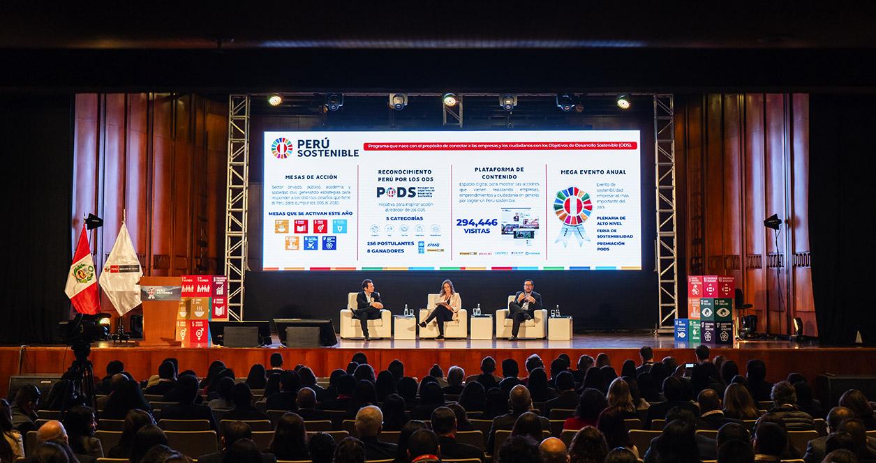 Desarrollo sostenible: el desafío que Perú asume en alianzas