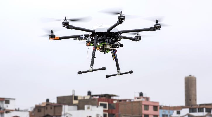 Desarrollo de drones