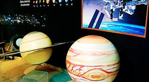 "Museo Planetario ""Jose castro Mendivil"""